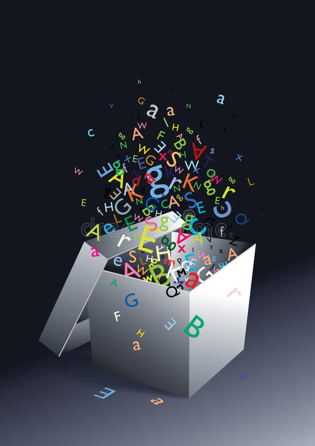 Download Knowledge Box Royalty Free Stock Photo - Image: 12322385