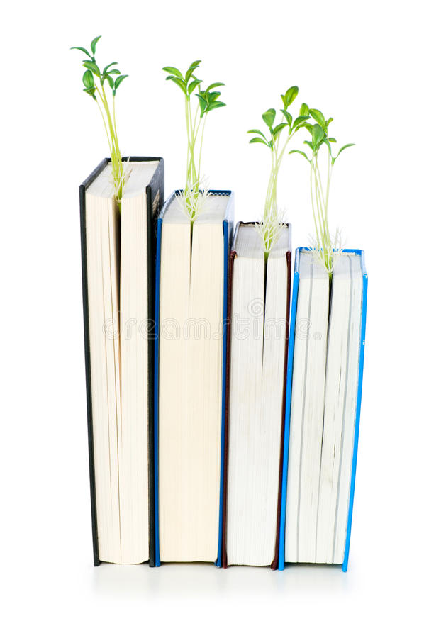 Download Knowledge Concept With Books Royalty Free Stock Photos - Image: 12676158