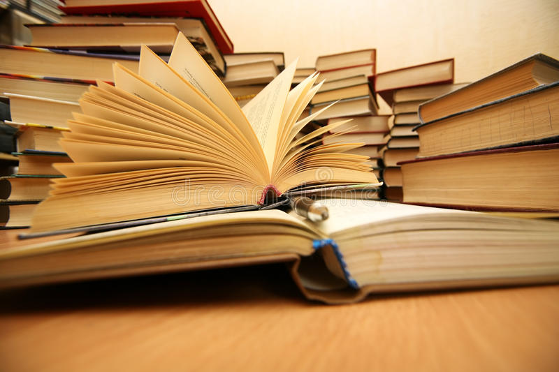 Knowledge - light stock images