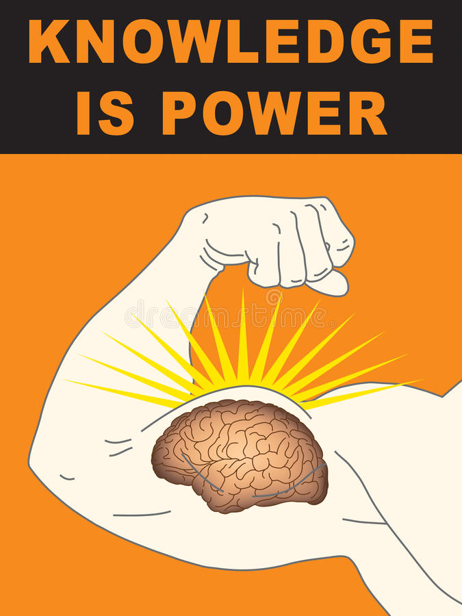 Download Knowledge Is Power Stock Photos - Image: 12917273