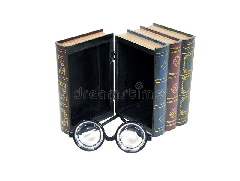 Knowledge is power stock photos