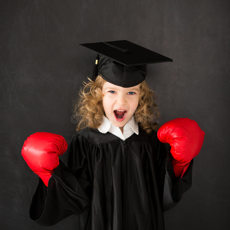 Knowledge is power royalty free stock image