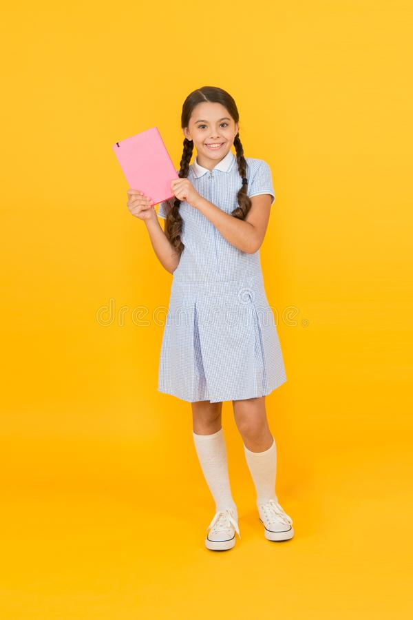 Knowledge source. Informal education concept. Join literature club. School education. Education outside of structured royalty free stock image