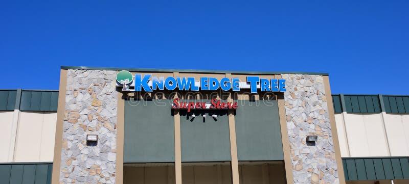 Knowledge Tree School Supplies, Memphis, TN stock photos
