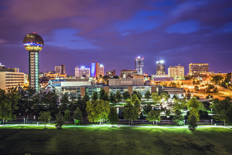 Download Knoxville Tennessee stock photo. Image of town, office - 38022806