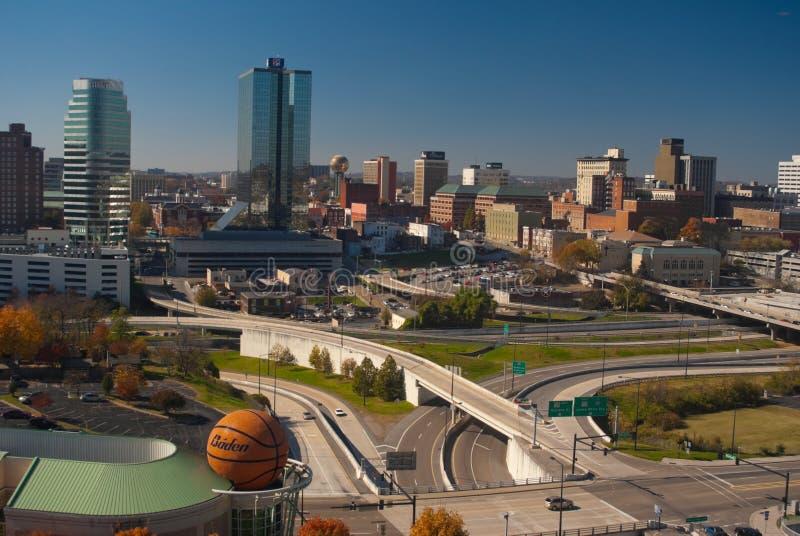Knoxville TN photographie stock libre de droits
