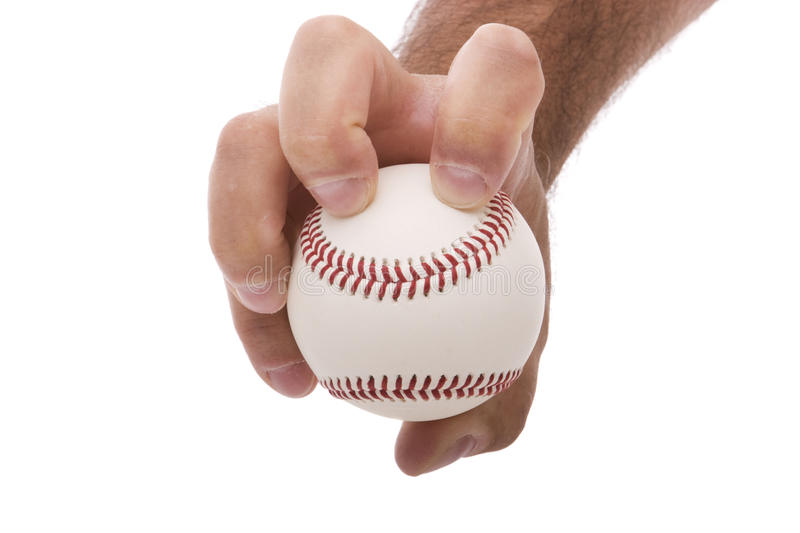 Knuckleball baseball pitching grip