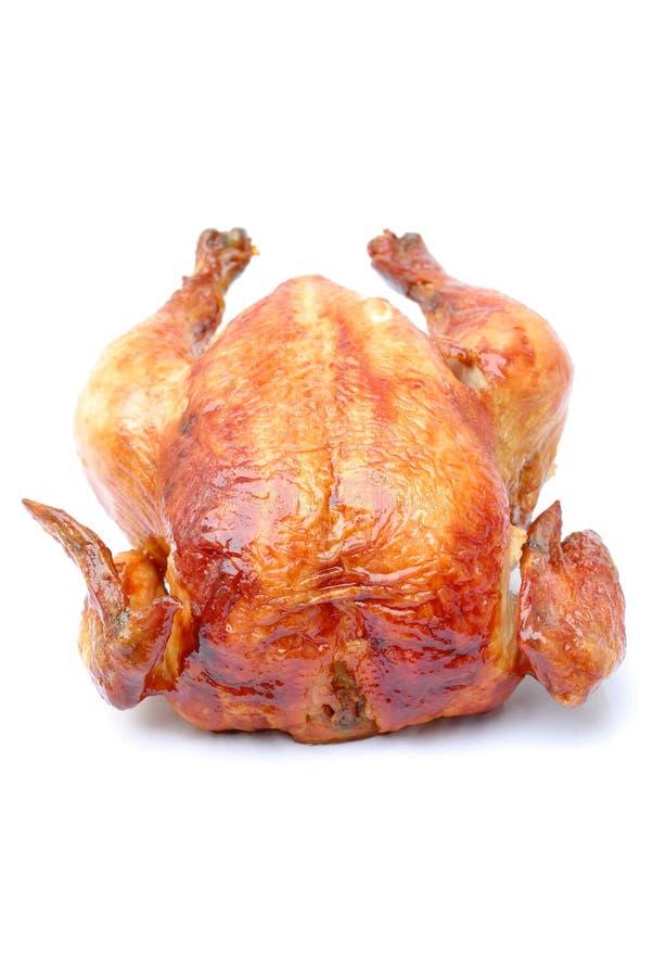 Knusperiges Braten-Huhn lizenzfreies stockfoto