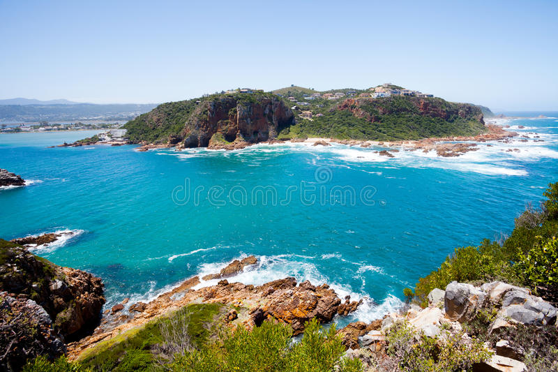 Download Knysna, South Africa stock photo. Image of ocean, aerial - 22850816