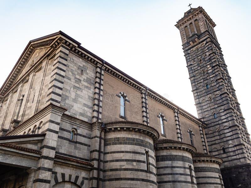 kościelny Santuario Di Nostra Signora della Vittoria obraz stock