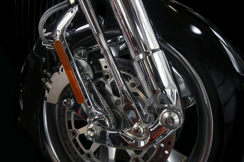 koło motocykla zdjęcia stock