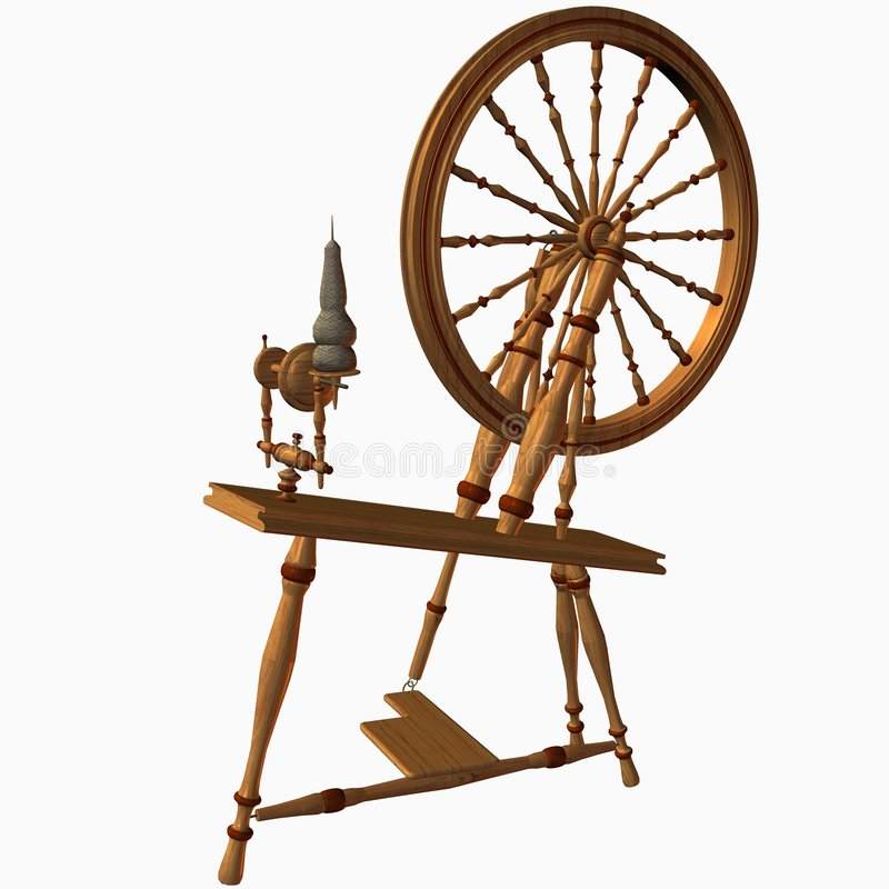 koło się ilustracja wektor
