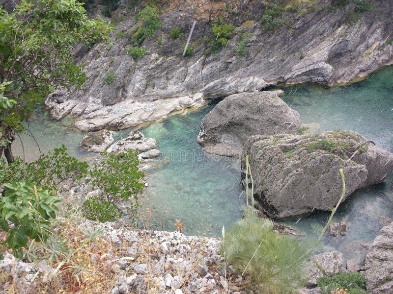 Kołysa, Muntenegro, budha, podróż, cisza zdjęcia royalty free