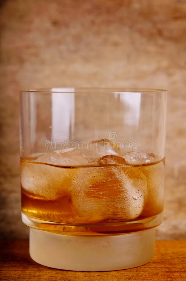 kołysa whisky zdjęcie stock
