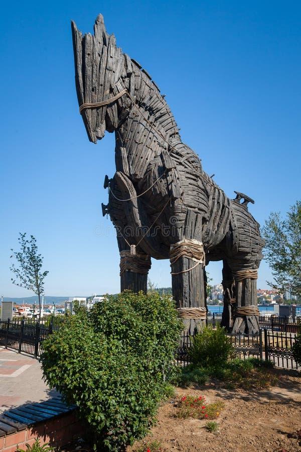 Download Koń Trojański zdjęcie stock. Obraz złożonej z historia - 53791094