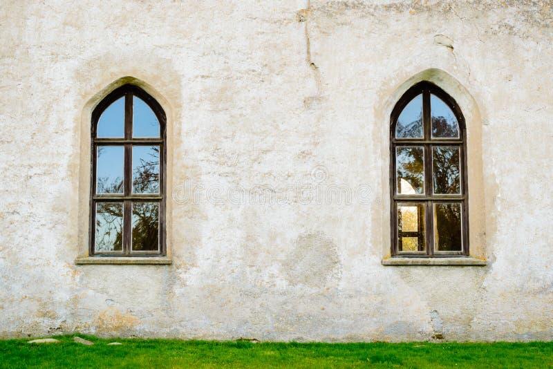 kościół średniowieczny fotografia royalty free