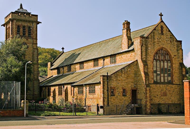 kościół świętego bartłomieja s obraz stock