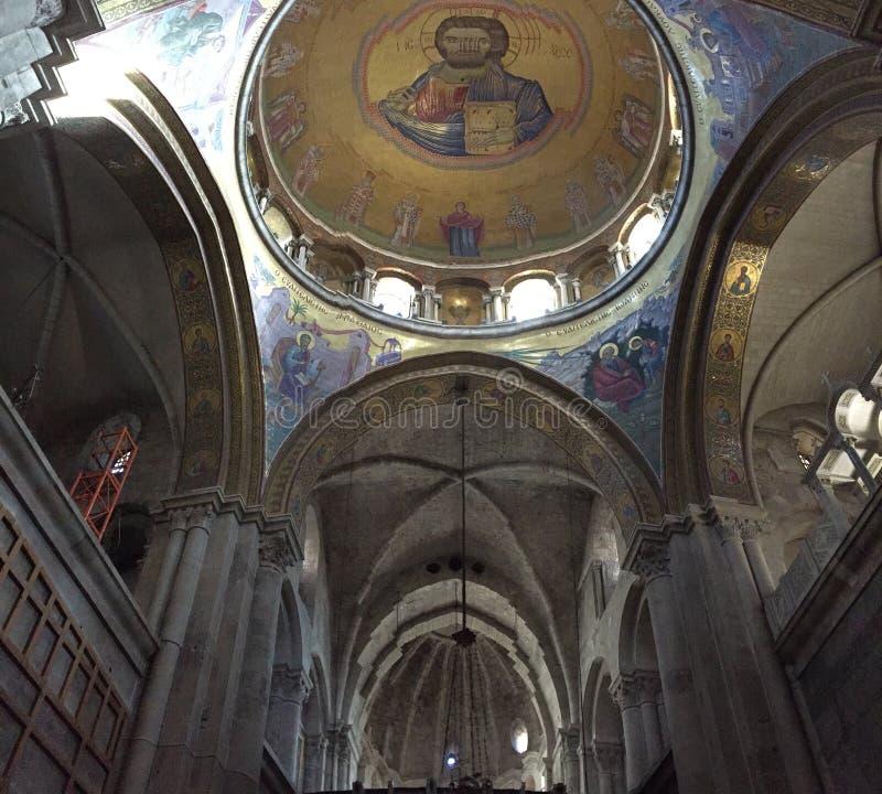 kościół świętego sepulchre zdjęcie stock