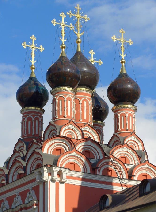 Kościół święty Nicholas na Bolvanovka zdjęcie royalty free