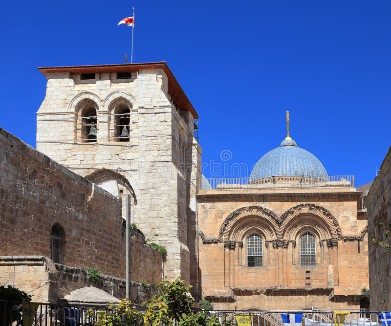 Kościół Święty Sepulchre zdjęcia stock