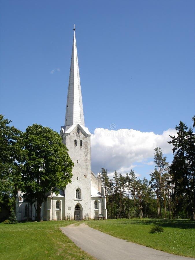 kościół. fotografia stock