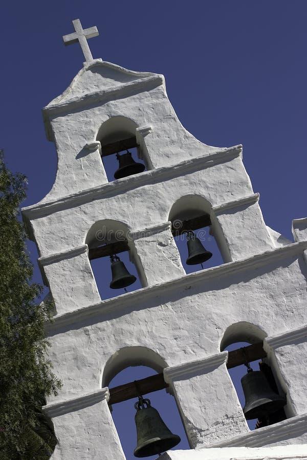kościół 2 misji fotografia royalty free