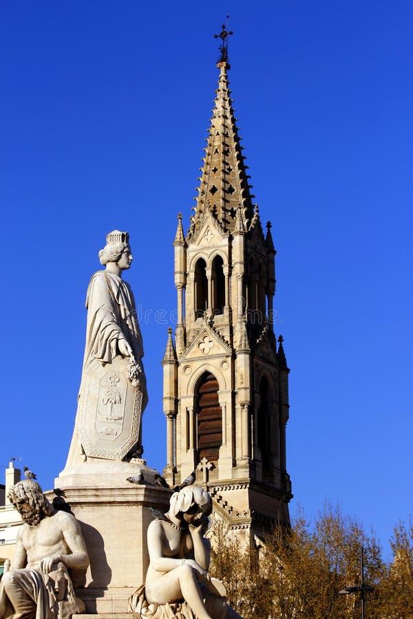 Download Kościół zdjęcie stock. Obraz złożonej z architektoniczny - 53783120