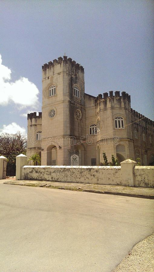 Kościół zdjęcia royalty free