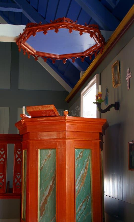 kościół antyczny wnętrze fotografia royalty free