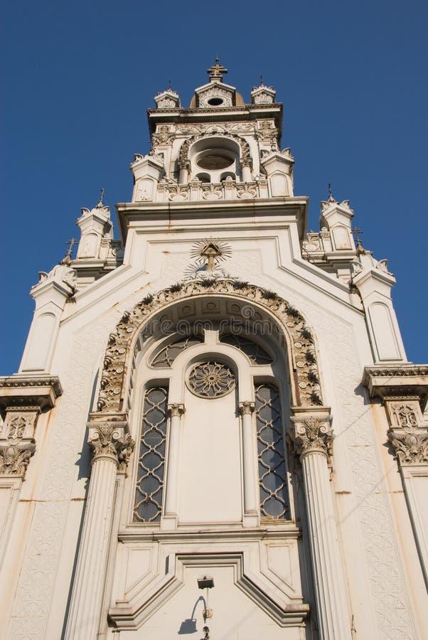 kościół bulgarian entowe Istanbul główny st Stephen zdjęcia royalty free