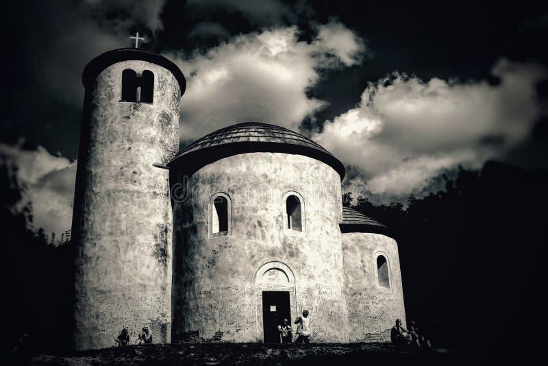 Kościół czescy narody fotografia royalty free