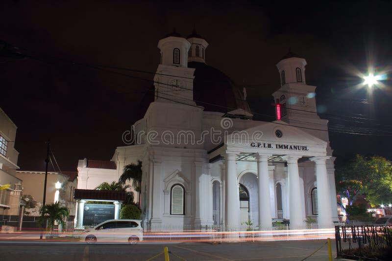 kościół dziejowy obraz stock