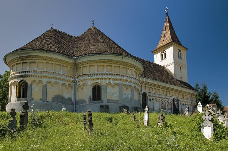 Download Kościół fortyfikujący obraz stock. Obraz złożonej z kościół - 13333193