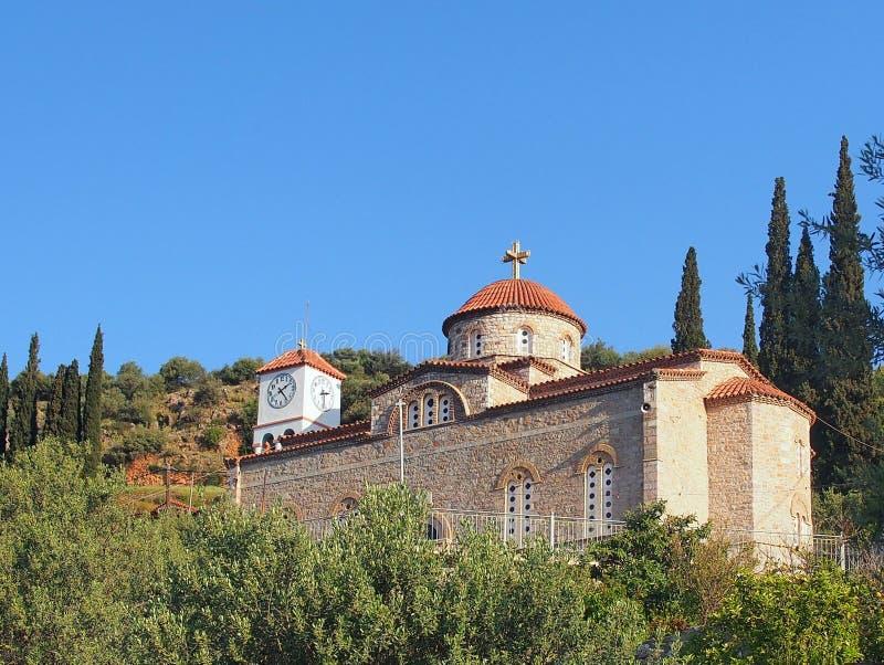 kościół greckokatolicki obraz royalty free