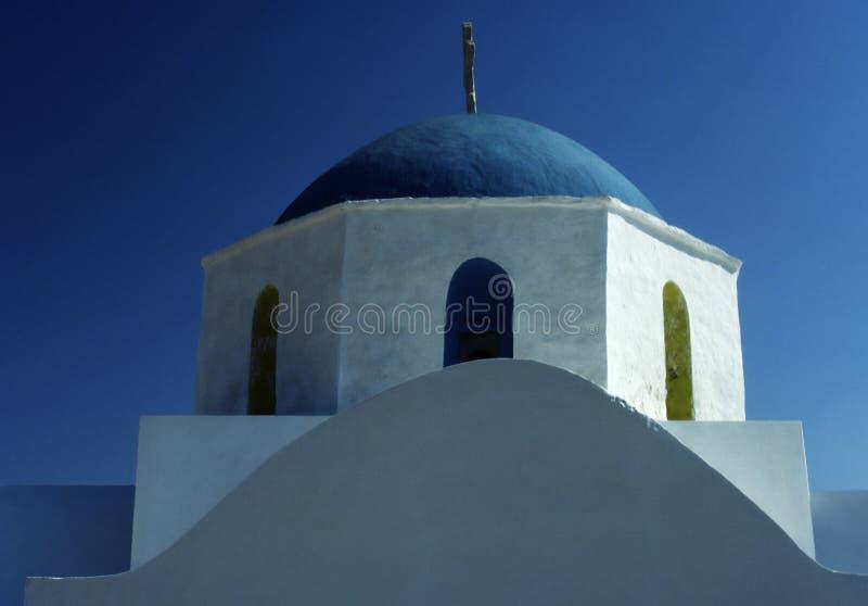 kościół Greece obrazy royalty free