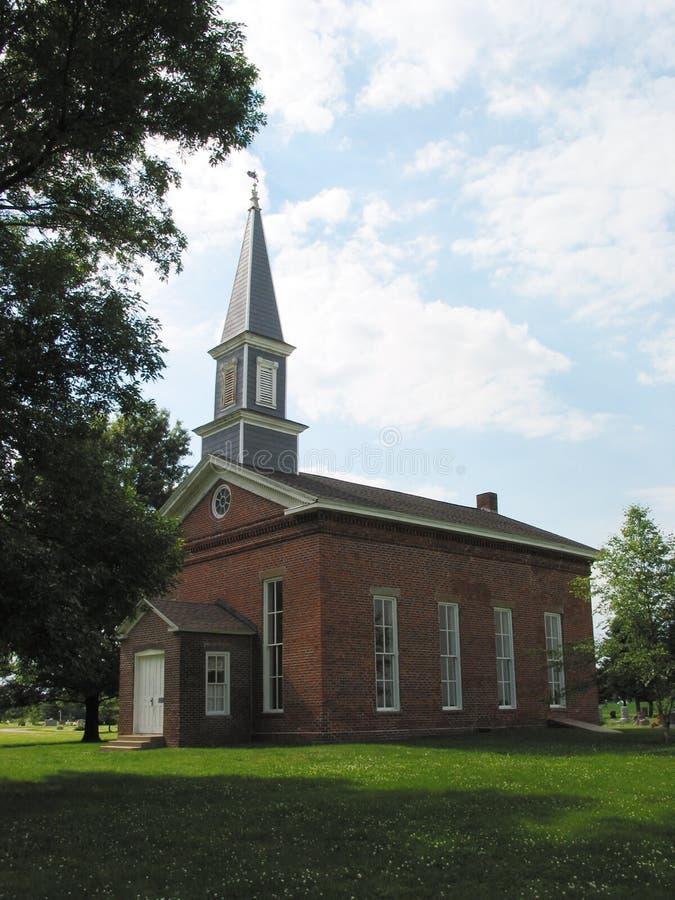 Kościół Jest Kaplica Mann Obraz Royalty Free