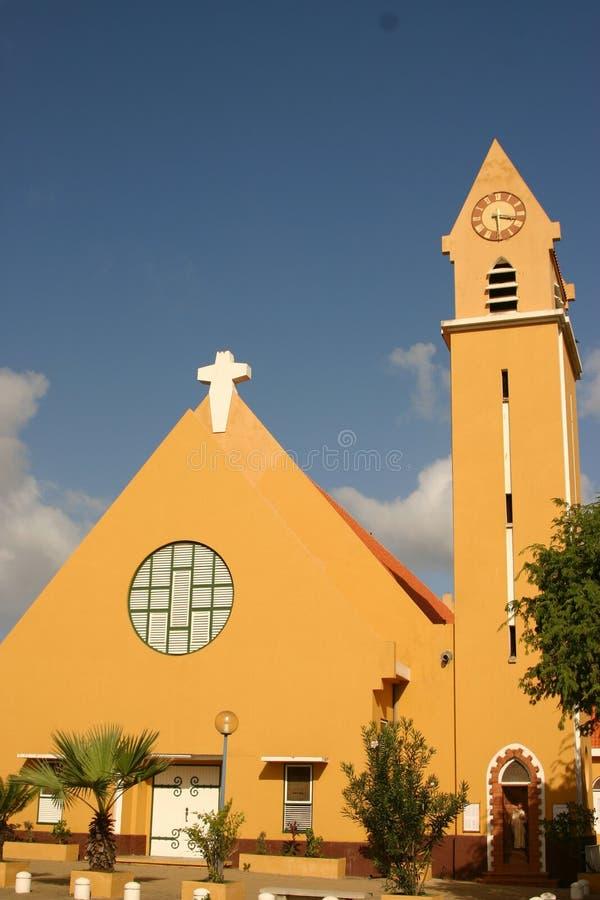kościół karaibów obrazy stock