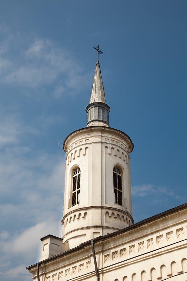 kościół katolicki iasi fotografia stock