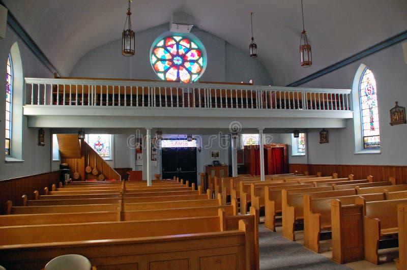 kościół katolicki sanktuarium obrazy stock