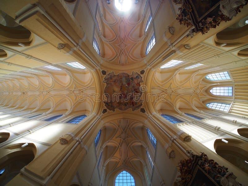 Kościół krypta zdjęcia royalty free