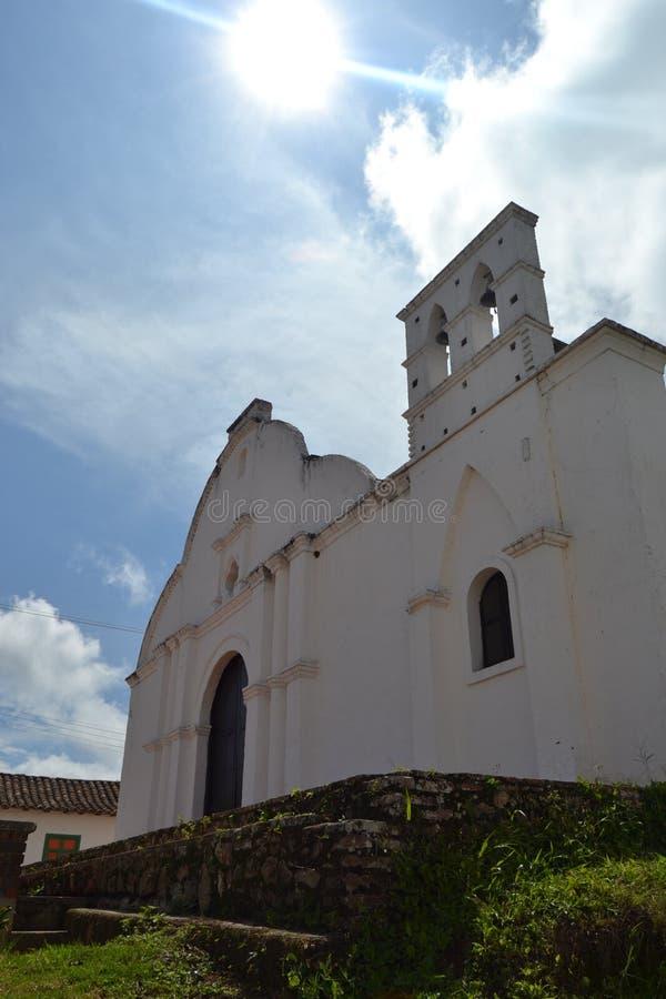 kościół majestatyczny zdjęcia stock