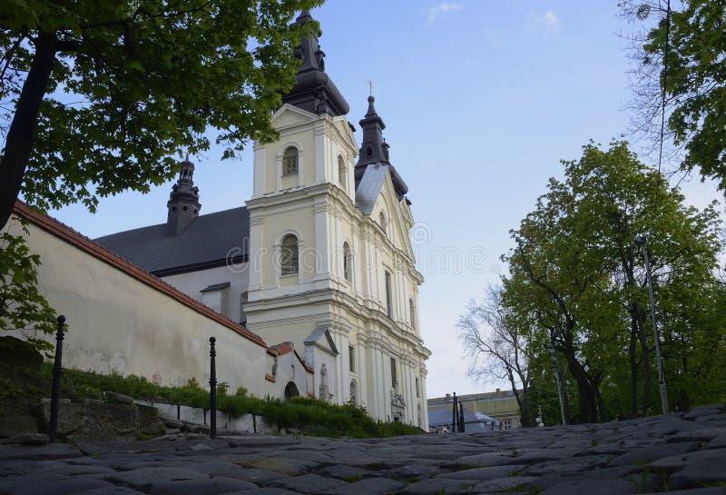 Kościół Michael archanioł zdjęcie royalty free