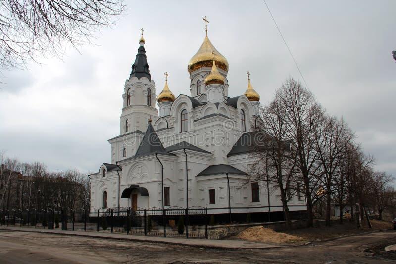 Kościół, muzeum natura/ obrazy royalty free
