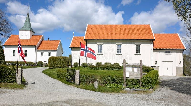 kościół Norway fotografia stock