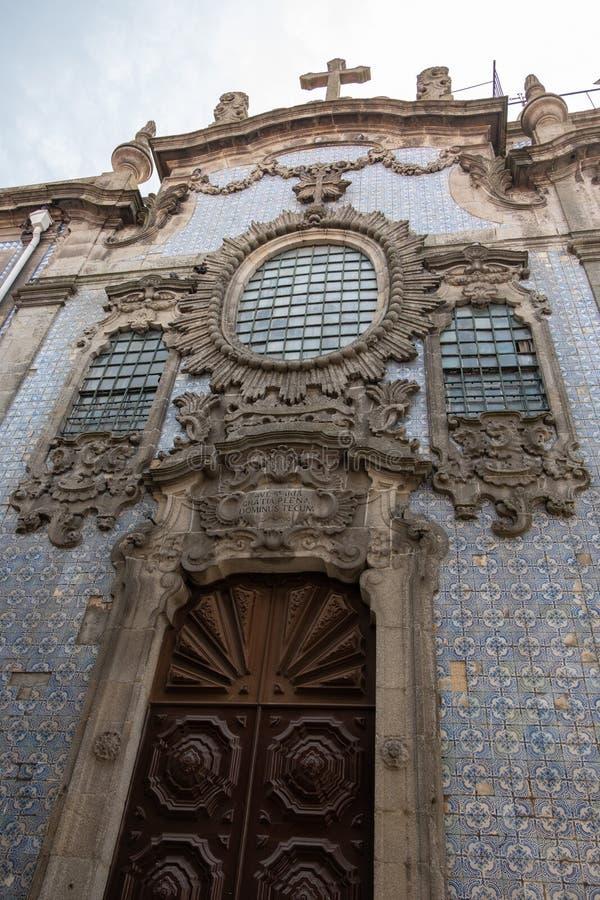 Kościół Ordem robi Terço obrazy royalty free