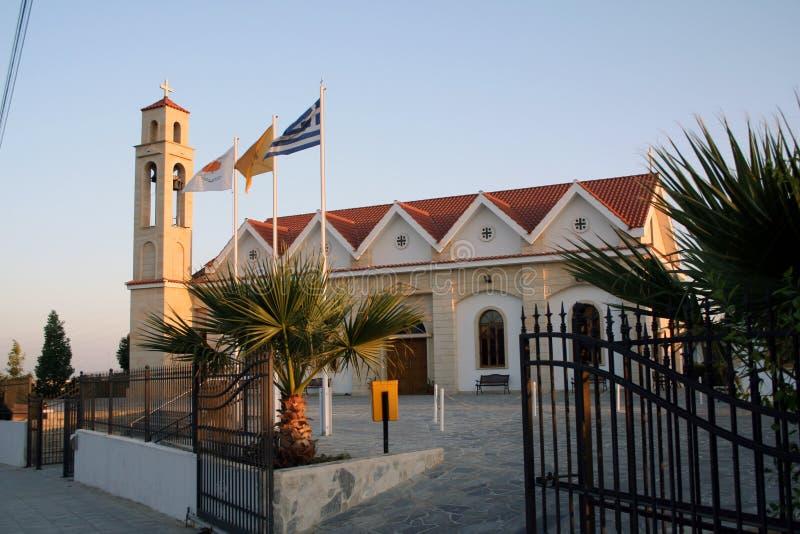 kościół ortodoksyjny zdjęcia stock