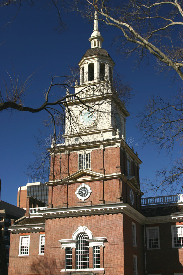 kościół philadelphian fotografia royalty free