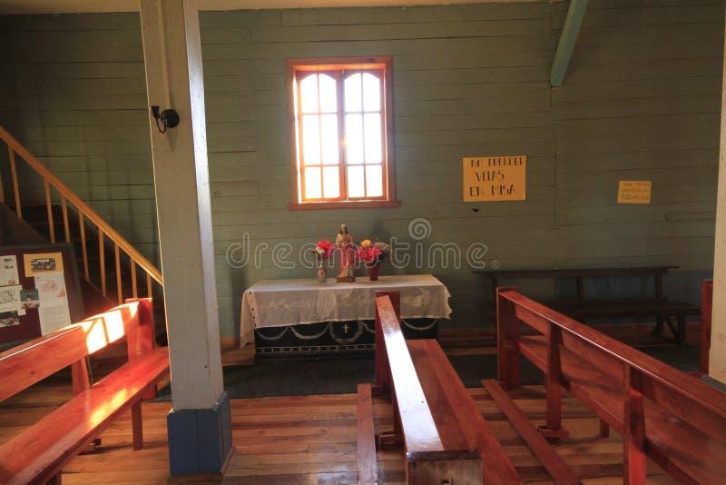 Download Kościół Przy Santuario Naturaleza, Valdivia Ameryka Południowa Zdjęcie Stock - Obraz złożonej z podróż, okręg: 57671052