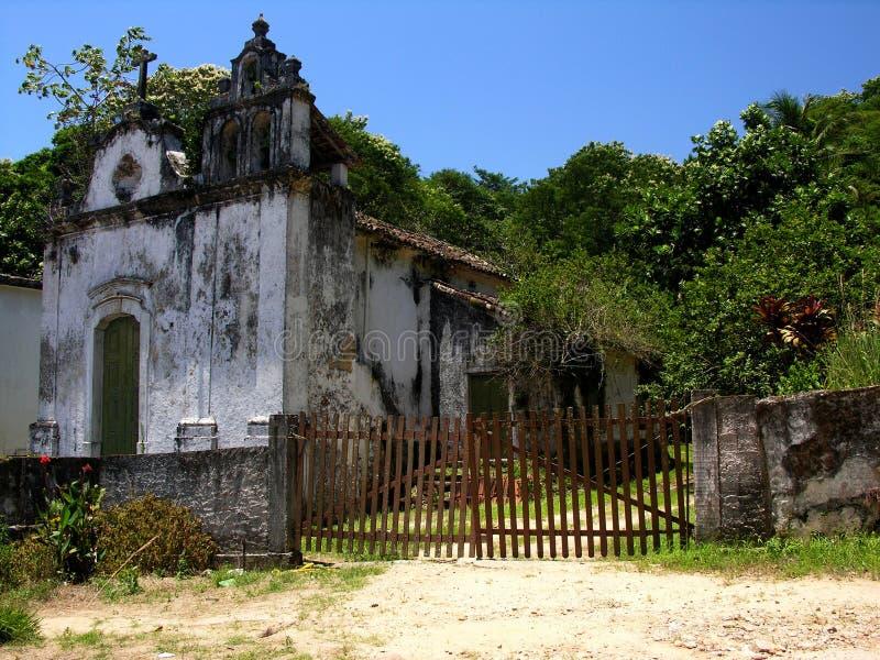 kościół Ribeira obrazy stock