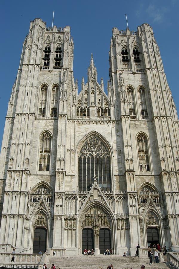 Kościół Saint Michel Zdjęcia Royalty Free